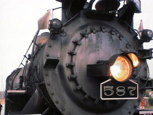 587 GREAT TRAIN ROBBERY