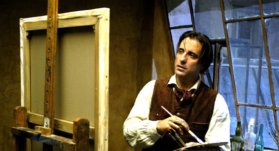 Modigliani (MODIGLIANI, 2004) - Film