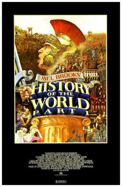 smesna strana istorije