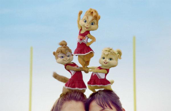 Alvin i the chipmunks crtani porno