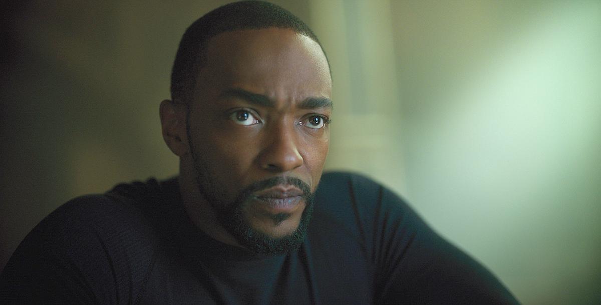 """Anthony Mackie u novom Netflixovom filmu """"The Ogun"""""""