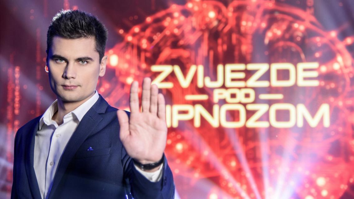 Zvijezde pod hipnozom na Novoj TV