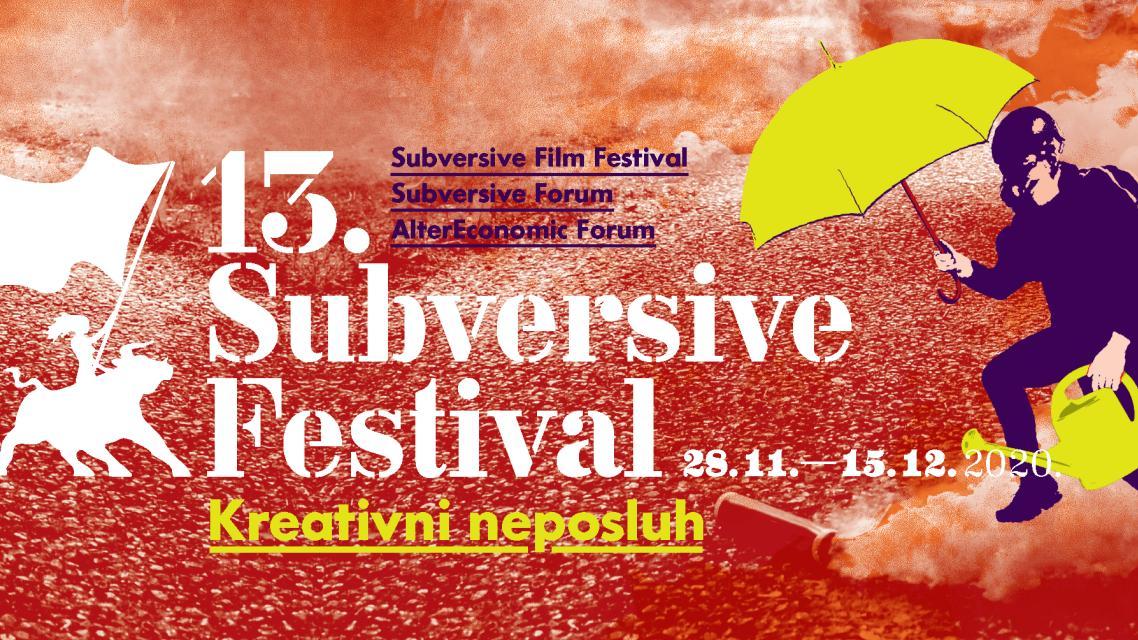 U subotu počinje 13. Subversive Festival!