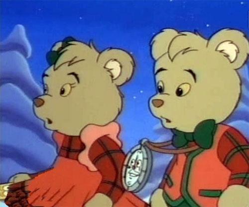 The Bears Who Saved Christmas.Chris And Holly Bears Who Saved Christmas Film