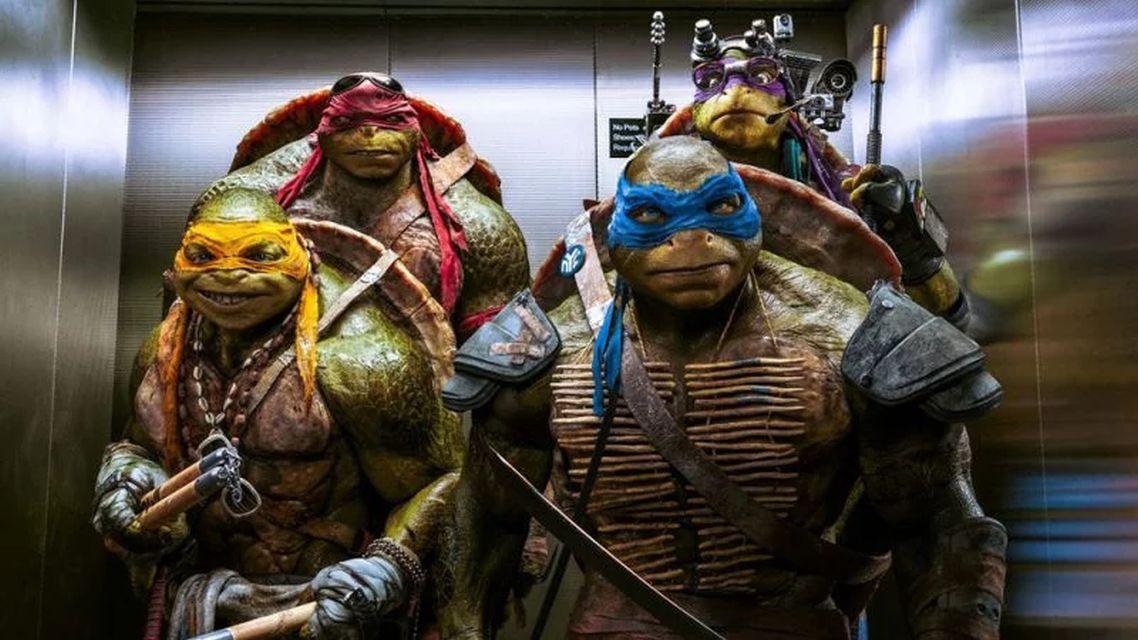 Ponovo reboot Ninja kornjača