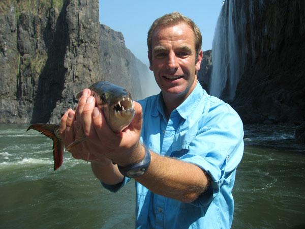 робсон грин рыбалка