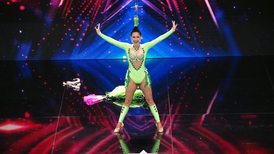 """Orijentalni ples, cirkuske akrobacije, taekwondo, bećarac.. u prvoj emisiji """"Supertalenta"""""""