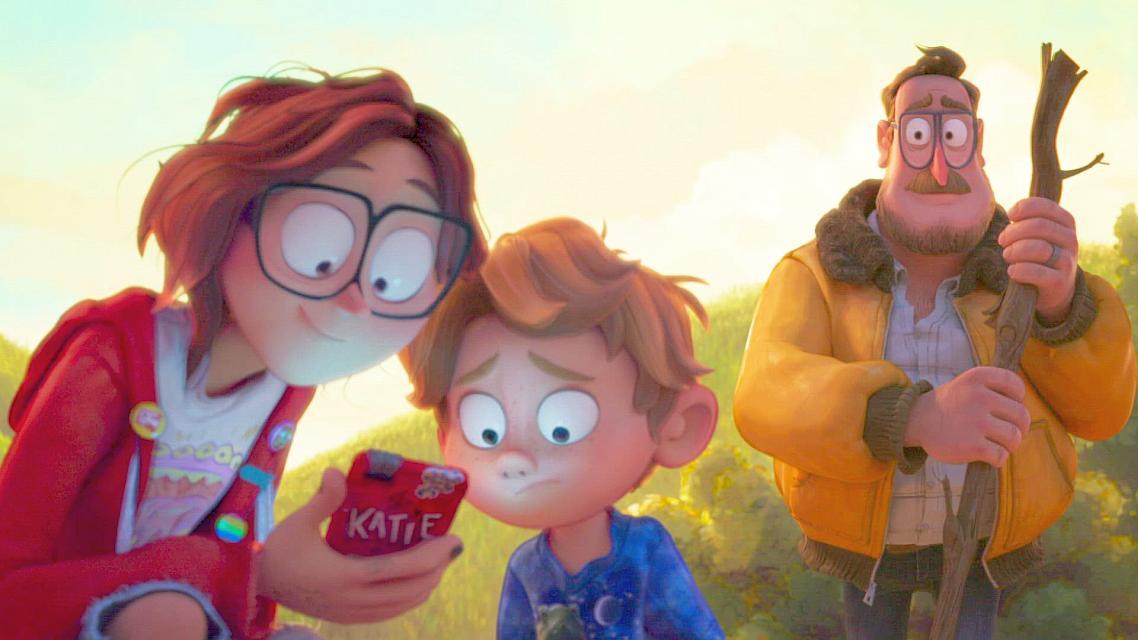 Obitelj Mitchell u borbi protiv tehnologije stiže na Netflix