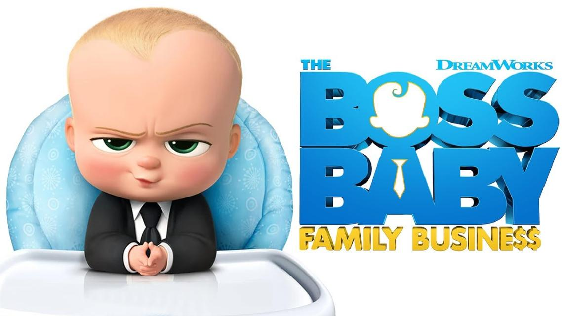 "Mali šef se vratio u traileru za film ""The Boss Baby: Family Business"""