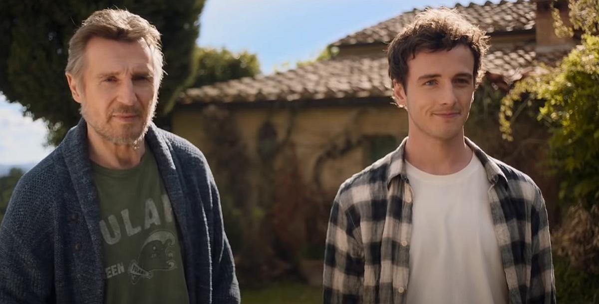 """Trailer za """"Made in Italy"""": Liam Neeson u dirljivoj priči o odnosu oca i sina"""