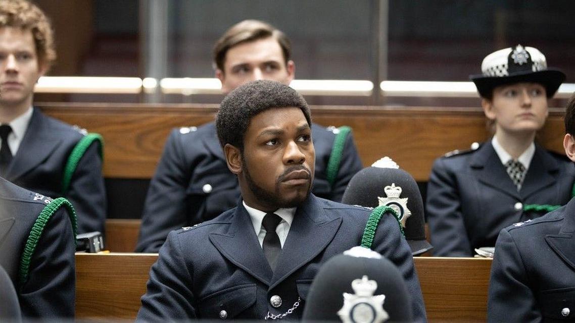 John Boyega u borbi protiv rasizma u traileru za novi film Stevea McQueena