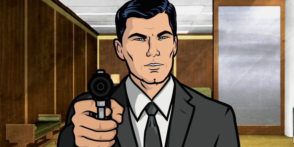 Nova serija: Archer na CineStar TV Comedy&Family kanalu