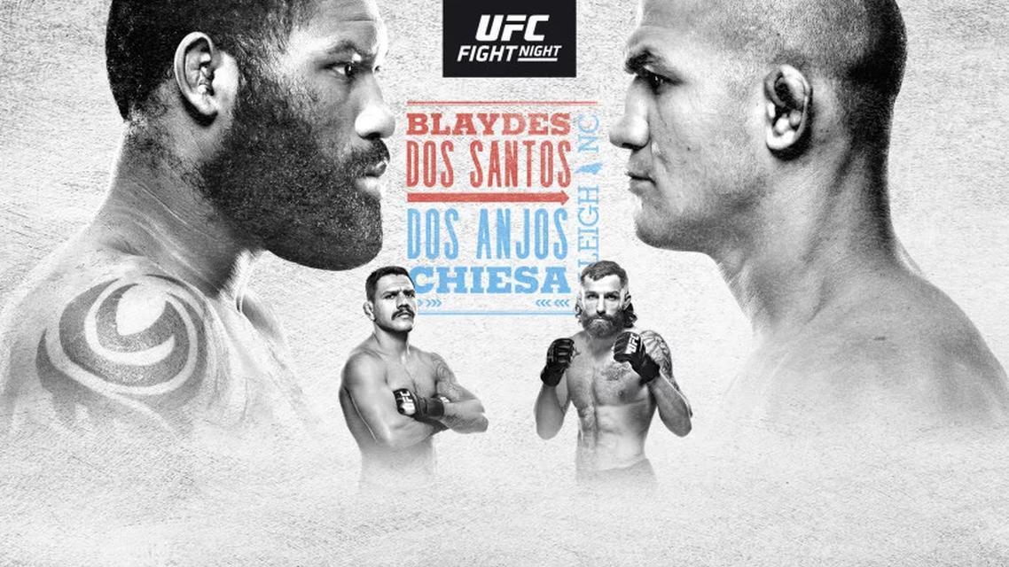 Ovog vikenda na GOL.hr-u i Novoj TV: borilački uragan na novom UFC spektaklu