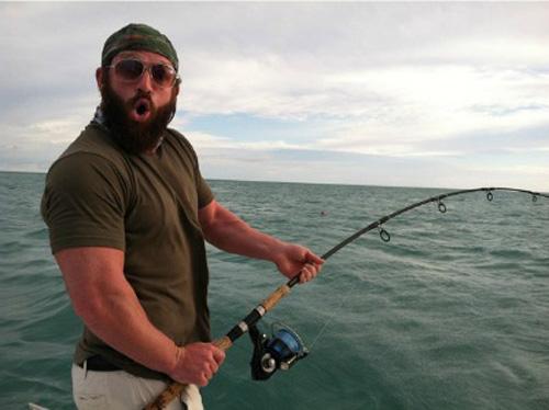 все о экстремальной рыбалки