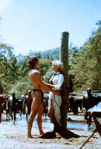 Tarzan chez les singes 1926