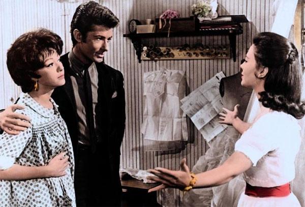 Risultati immagini per west side story film 1961
