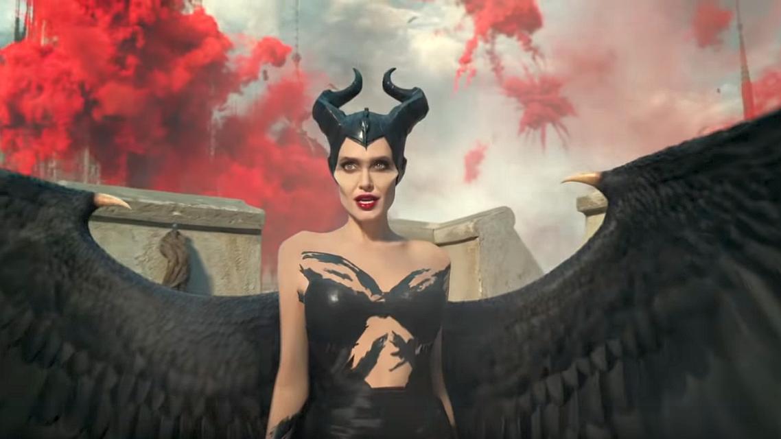 Angelina Jolie ponovno je Gospodarica zla