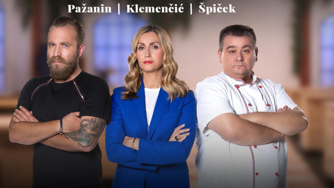 "Počinje nova sezona showa ""Tri, dva, jedan - kuhaj!"""