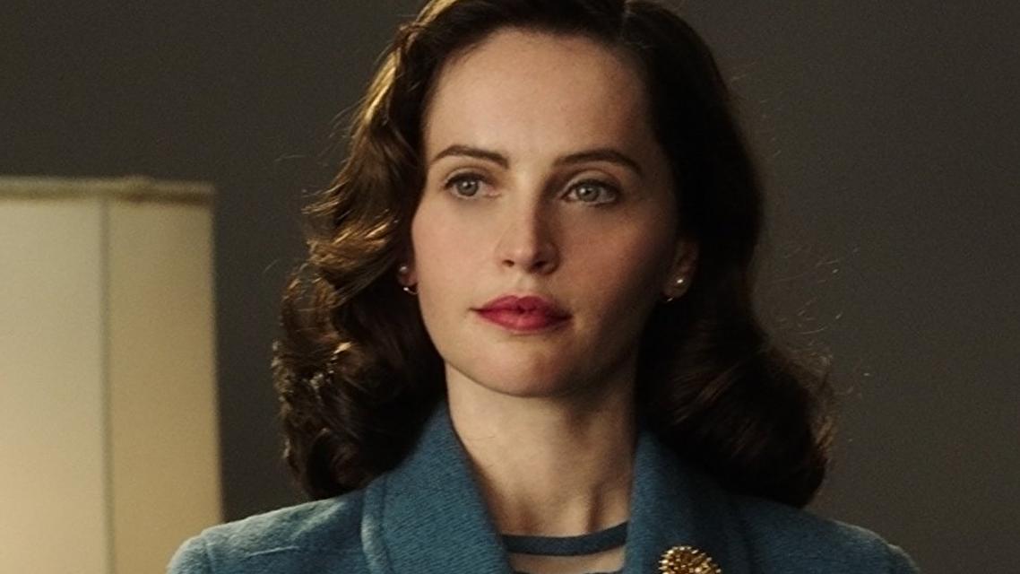 Felicity Jones je Ruth Bader Ginsburg