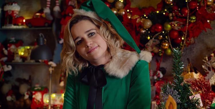 "Novi trailer za blagdanski film ""Last Christmas"""