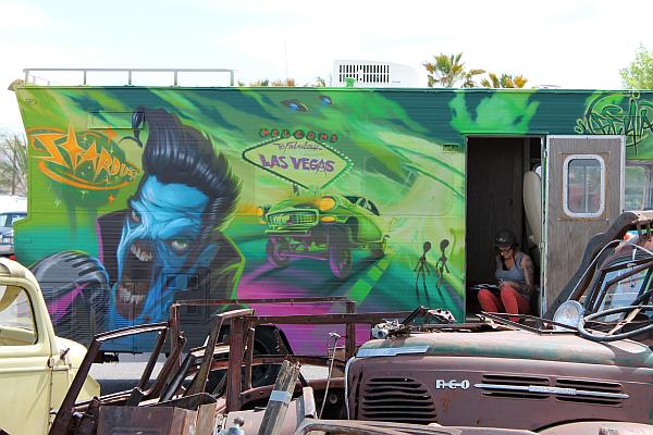 gara a las vegas sin city motors 2013 serija