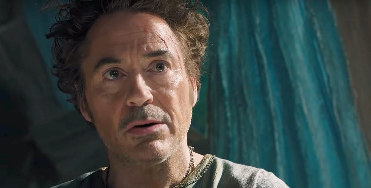 Robert Downey Jr. nije privukao publiku kao doktor Dolittle