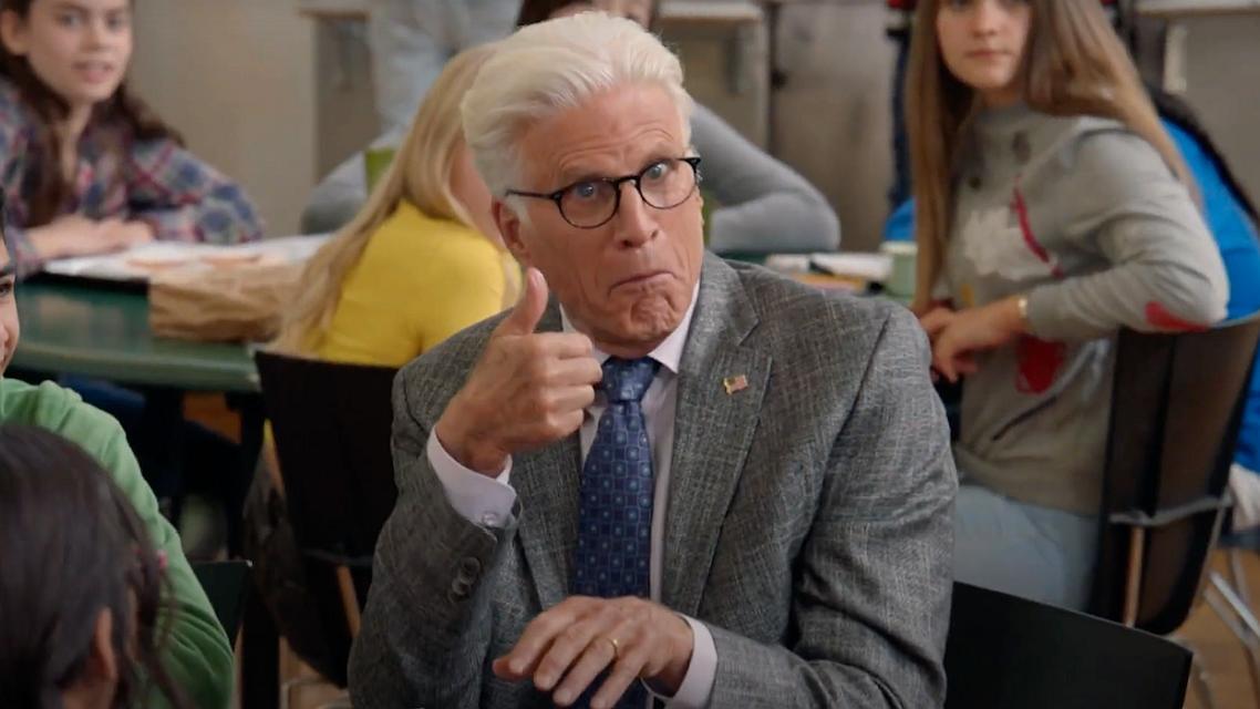 """Ted Danson želi biti gradonačelnik u seriji """"Mr. Mayor"""""""