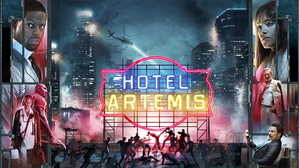 CineStar TV Premiere 1: Hotel Artemis