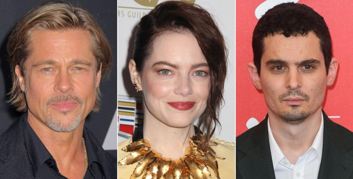 Brad Pitt i Emma Stone žele ulogu u novom filmu Damiena Chazellea