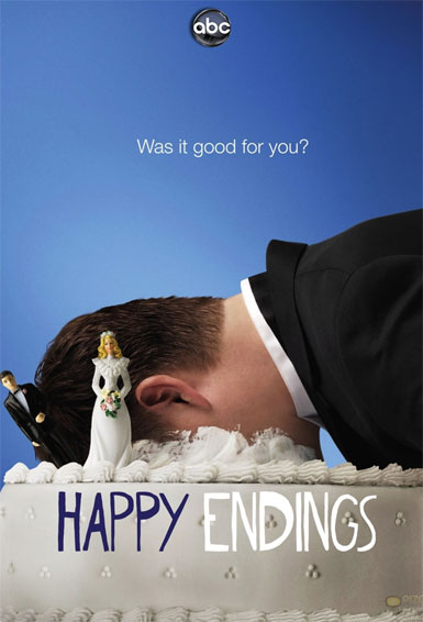when is happy endings on Orange, California