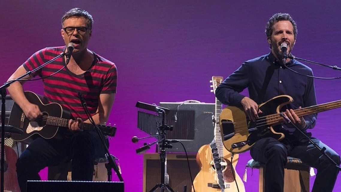 """Flight of the Conchords: Live In London"" na HBO-u"