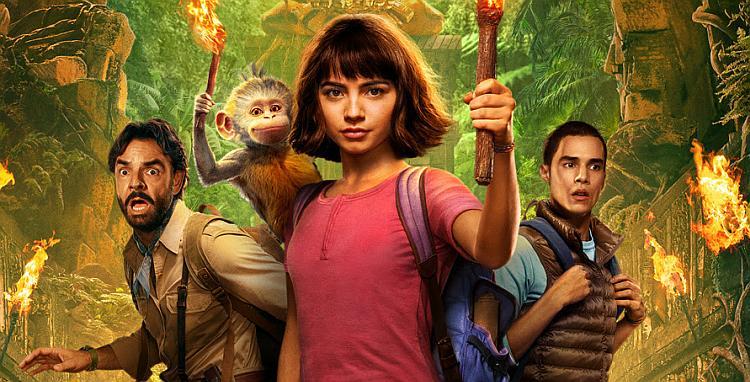 Najpoznatija istraživačica Dora je napokon dobila svoj film