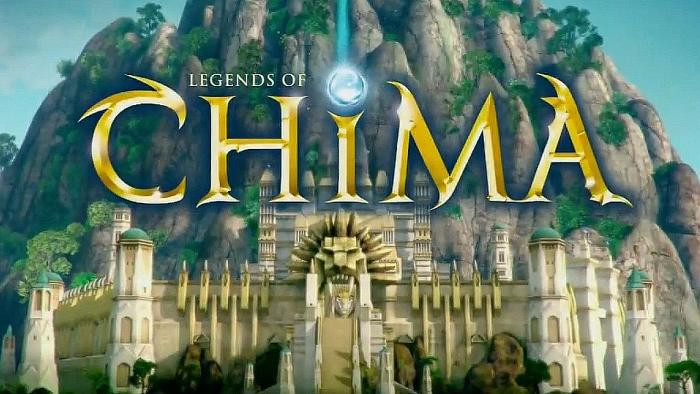 Lego Chima (LEGO Legends of Chima, 2013) - Film