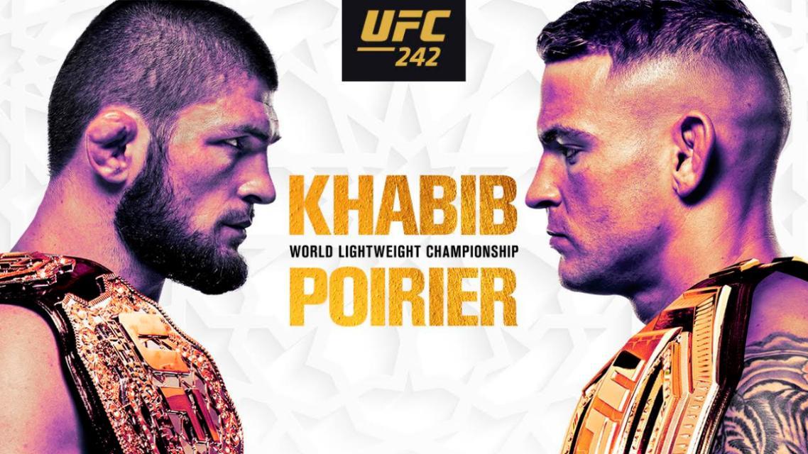 UFC 242 iz Abu Dhabija na GOL.hr-u i Novoj TV