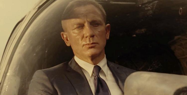Daniel Craig se ozlijedio na snimanju novog Bonda