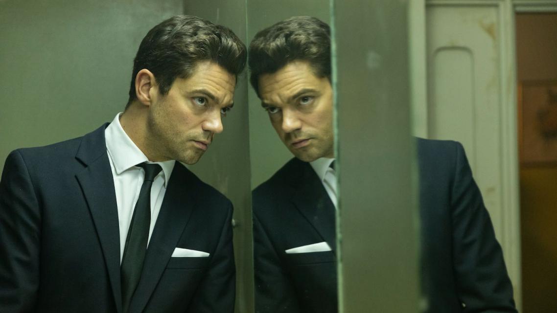 """Dominic Cooper u ulozi špijuna u seriji """"Spy City"""""""
