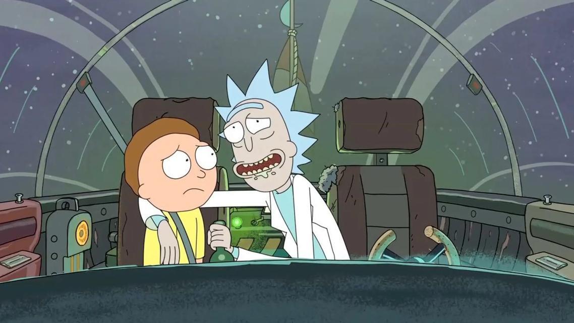Rick i Morty se vraćaju na male ekrane