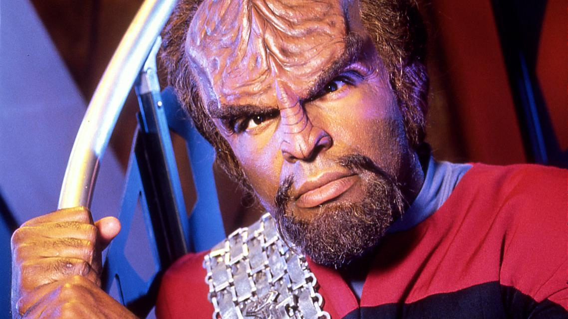 Worf želi svoju seriju!