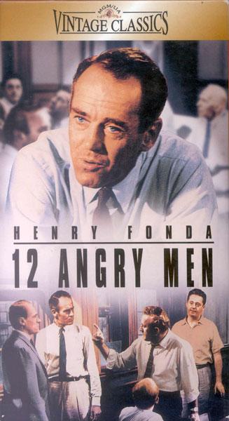 12 angry men drama