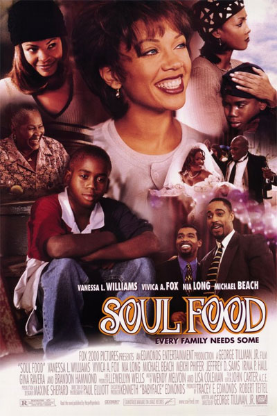 Jan 21, 2012. Soul Food the movie is a classic. It not only had an