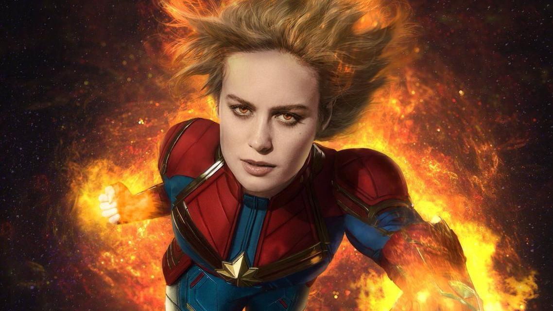 "Stiže nastavak filma ""Captain Marvel"""