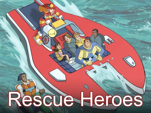 Rescue Heroes TV series  Wikipedia