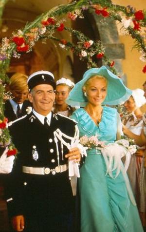 Žandarm se ženi (LE GENDARME SE MARIE/The Troops get