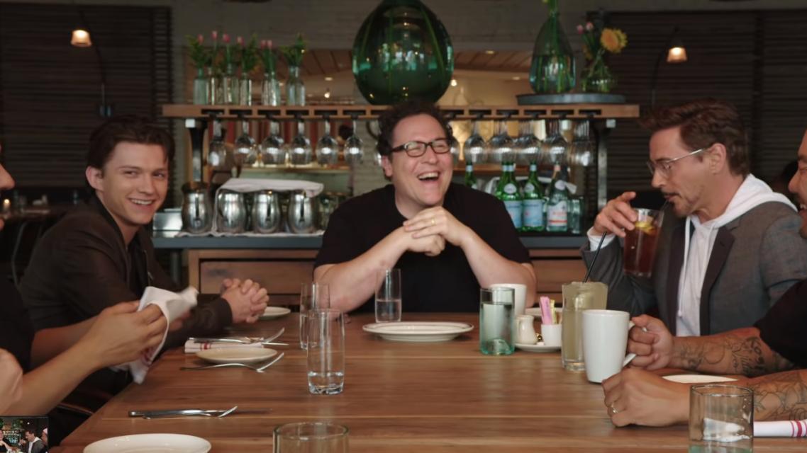 Jon Favreau okuplja Marvelove zvijezde u novom kulinarskom showu