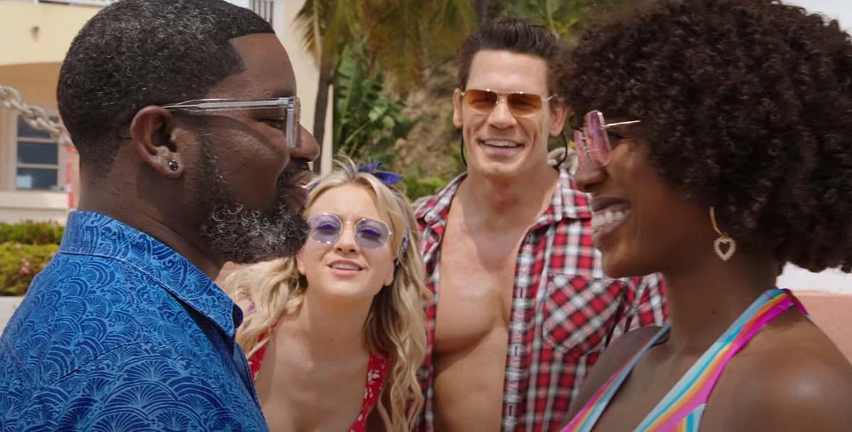 "John Cena i Lil Rel Howery tulumare u komediji ""Vacation Friends"""