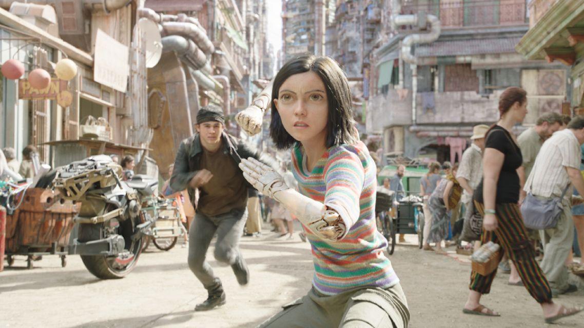 Alita uskoro u našim kinima