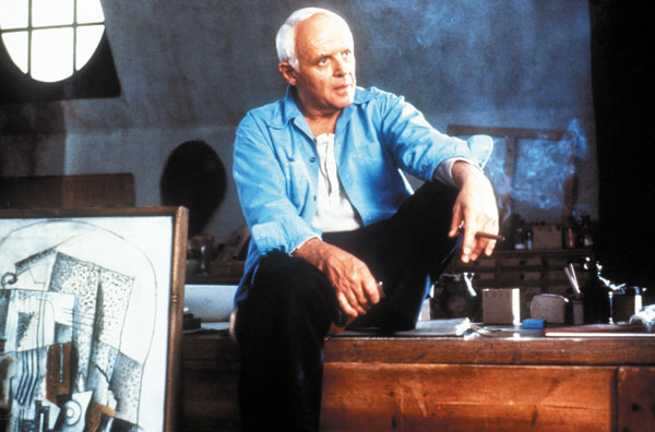 a summary of the movie surviving picasso Pablo picasso was the most dominant and influential artist of the first half of the 20 th century surviving picasso (1996) story of picasso's lover françoise gilot.