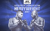UFC Fight Night: Overeem vs Rozenstruik