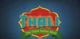 Thali - The Great Indian Meal