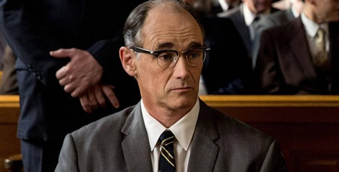 Mark Rylance u filmu The Trial of the Chicago 7